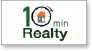 10 MinRealty Real Estate Signs