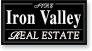 Iron Valley Real Estate - Lebanon Office Real Estate Signs
